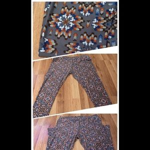 Disney Mickey Mouse LuLaRoe Leggings